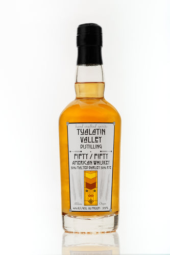 Tualatin Valley Distilling Fifty/Fifty American Whiskey