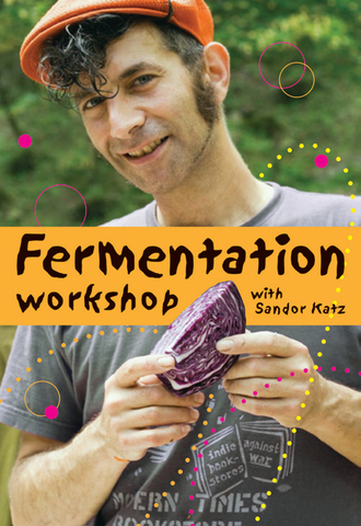 Fermentation Workshop DVD