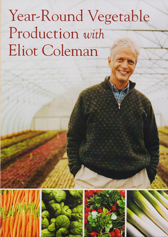 Year-Round Vegetable Production DVD