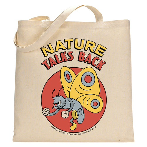 Nature Talks Back Tote