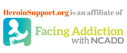 HeroinSupport.org is an affiliate of Facing Addiction with NCADD.