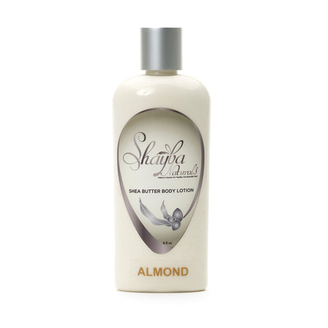 Shea Butter Body Lotion - Almond - Old Label