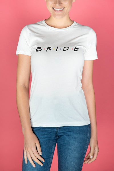 Friends Bride Tee