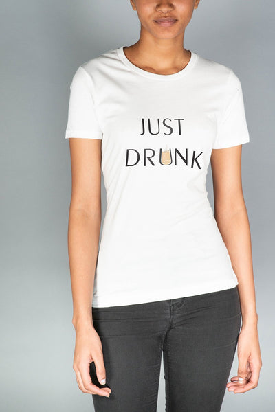 Just Drunk Bridesmaid Tee