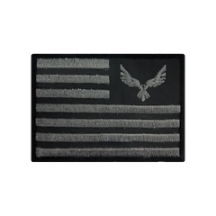 Reflective Flag Patch