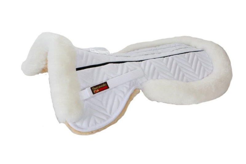 Sheepskin FXK Technology Halfpad with Rolled Edge Dressage