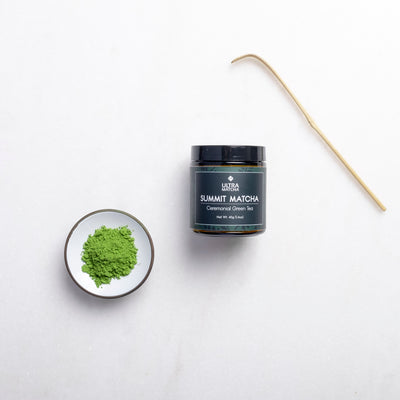 SUMMIT MATCHA - 40g Jar