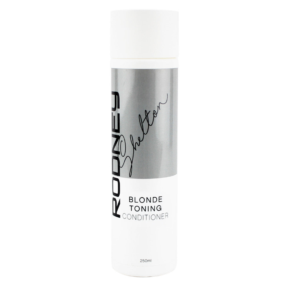 Rodney Shelton Hairdresser Racecourse Road - Blonde Toning Conditioner
