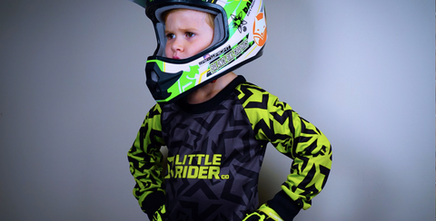 Little Rider Company CYCLEme TOTS Jersey Collection