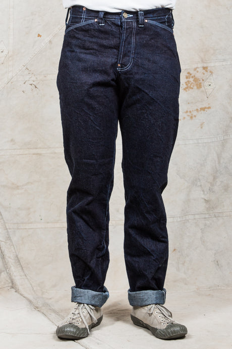 Tender 130 Tapered Jeans Rinse Wash