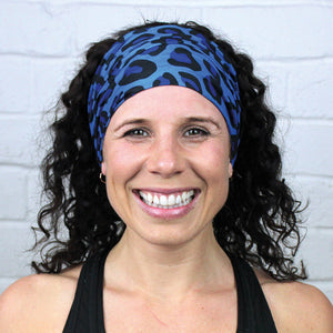 ANIMAL BLUE MULTI USE HEADBAND