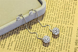CZ Diamond Earrings for Women Vintage Jewelry Earrings for Women Bridal Jewelry