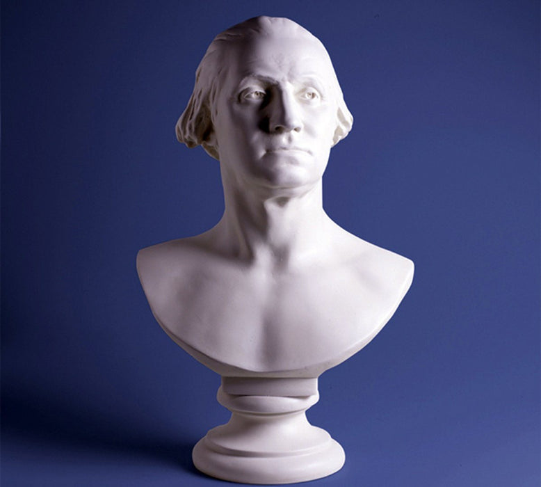 "Houdon Bust of George Washington, 24"" - The Shops at Mount Vernon - The Shops at Mount Vernon"