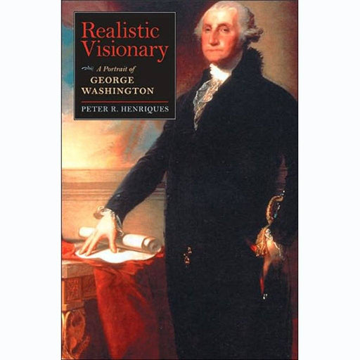 Realistic Visionary - UVA PRESS - The Shops at Mount Vernon