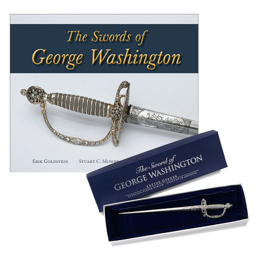 Swords of George Washington & Letter Opener Set - The Shops at Mount Vernon - The Shops at Mount Vernon
