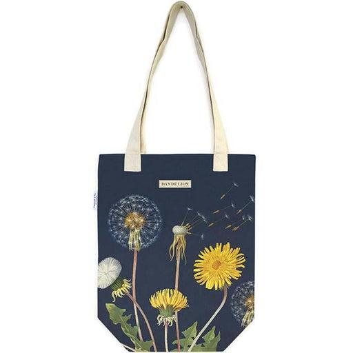 Dandelion Tote Bag - Cavallini Papers & Co. Inc - The Shops at Mount Vernon