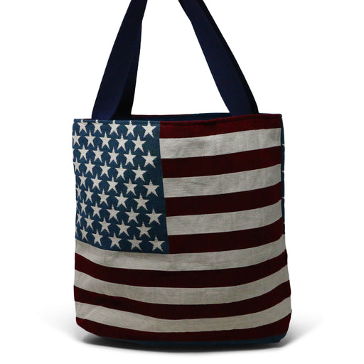 The American Flag Tote - PURE COUNTRY, INC - The Shops at Mount Vernon