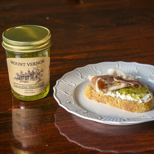 Cucumber Marmalade - Alice's Pantry Treasures LLC - The Shops at Mount Vernon
