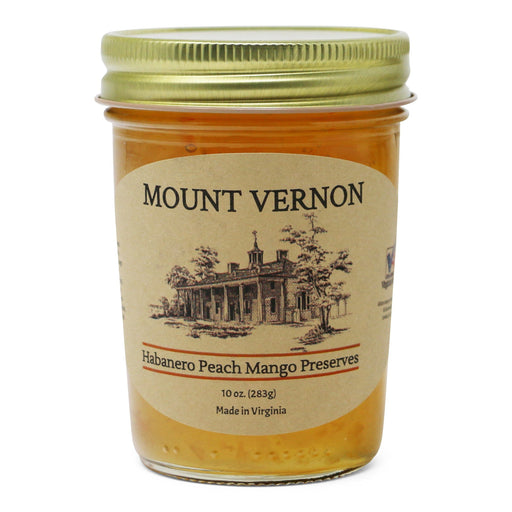 Habanero Peach Mango Preserves - Alice's Pantry Treasures LLC - The Shops at Mount Vernon