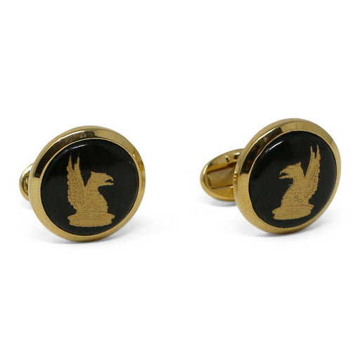 GW Griffin Cufflinks by Halcyon Days - The Shops at Mount Vernon - The Shops at Mount Vernon