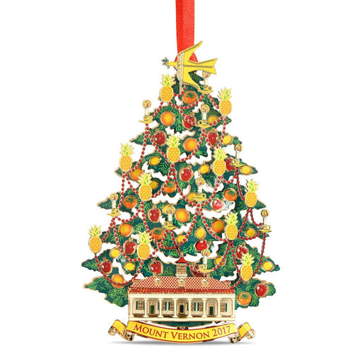 Mount Vernon 2017 Annual Ornament - DESIGN MASTER ASSOCIATES - The Shops at Mount Vernon