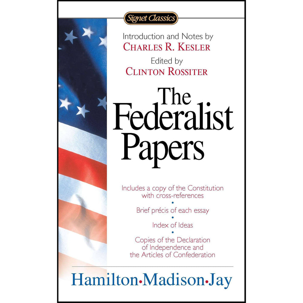 The Federalist Papers - PENGUIN RANDOM HOUSE LLC - The Shops at Mount Vernon