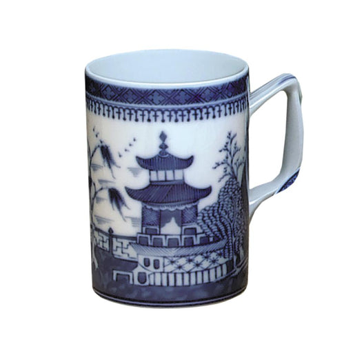 Blue Canton Mug and Cereal Bowl - MOTTAHEDEH & COMPANY, INC - The Shops at Mount Vernon