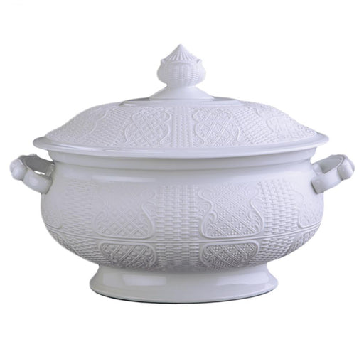 Mount Vernon Prosperity Lidded Tureen - MOTTAHEDEH & COMPANY, INC - The Shops at Mount Vernon