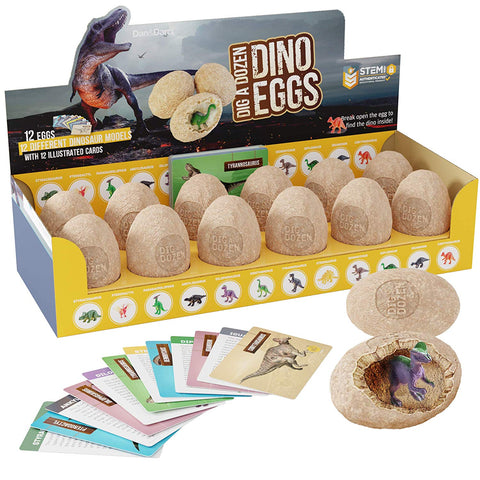 Stocking Stuffer Special - Dino Eggs Kit