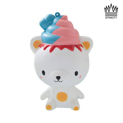 Flash Sale - Cute Ice Cream Bear Squishy Toy