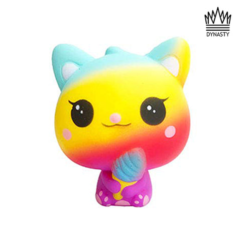 Flash Sale - Scented Ice Cream Cat Squishy Toy