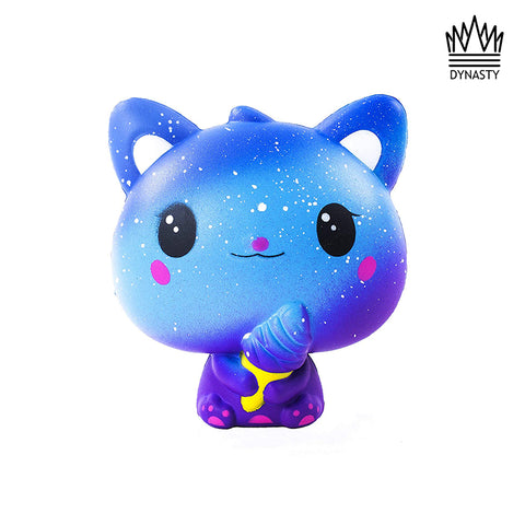 Free Prize - Ice Cream Kitty Squishy