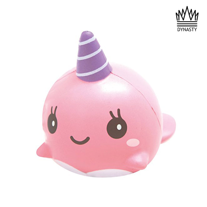 Flash Sale - Pink Narwhal Squishy Toy