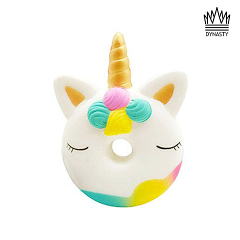 Flash Sale - Scented Unicorn Donut Squishy Toy