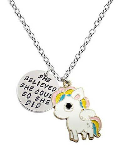 Flash Sale - Unicorn Necklace