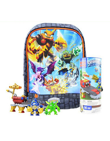 Free Prize - Skylander Backpack w/Toy