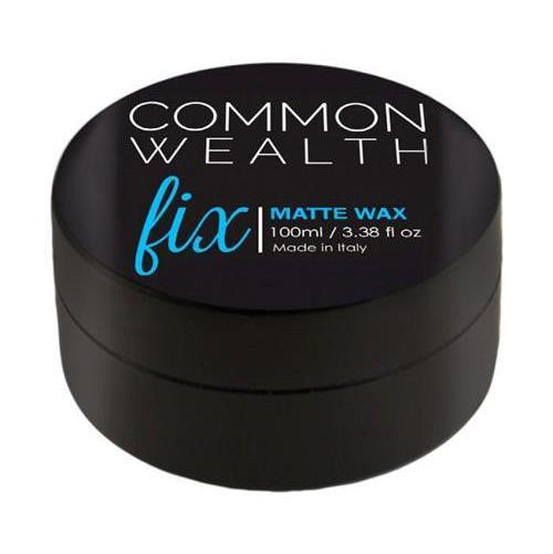 Common Wealth Fix Matte Wax Hair Pomade 100ml