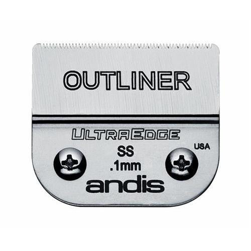 Andis Ultraedge Outliner Professional Hair Clipper Replacement Blade 64160