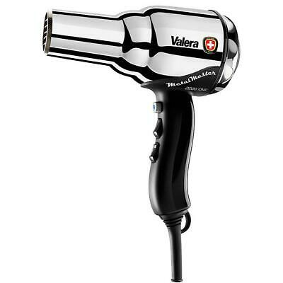 Valera Metal Master 2000 Steel Professional Ionic Salon Hair Blow Dryer 1875W