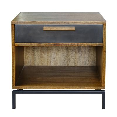 Bellevue Wood End Table - City Home - Portland Oregon - Furniture and Home Decor
