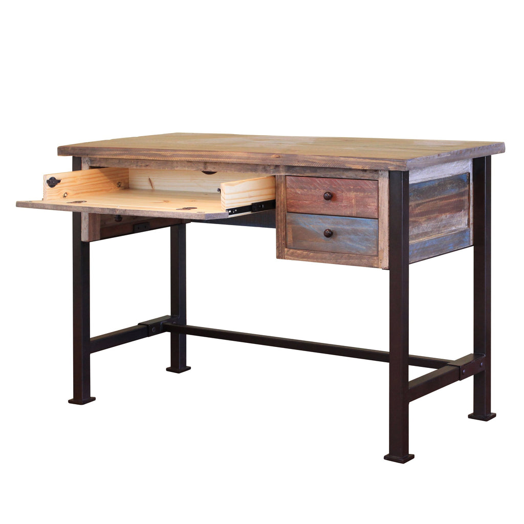 Antique Style Writing Desk - City Home - Portland Oregon - Furniture and Home Decor