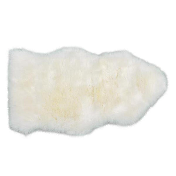 Sheepskin Fur Shag Rug - City Home - Portland Oregon - Furniture and Home Decor