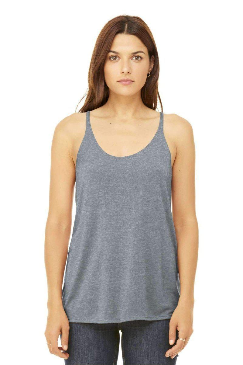 Bella+Canvas 8838: Women's Slouchy Tank-Women's Tank Top-Bulkthreads.com, Wholesale T-Shirts and Tanks
