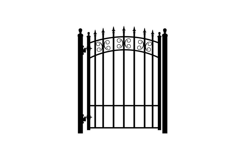 Garden Gates - Imperial - Red Stag Gates & Fences