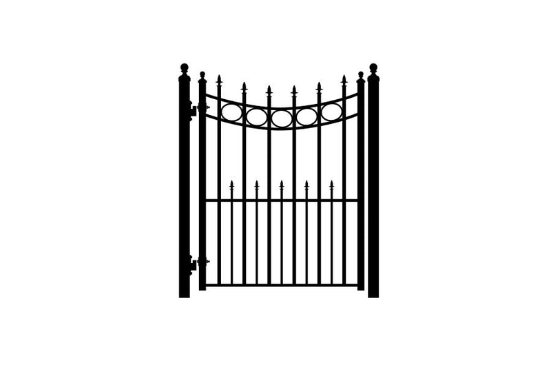 Garden Gates - Windsor - Red Stag Gates & Fences