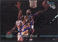 Travis Best Indiana Pacers 1995 Classic Autographed Card - Rookie Card. This item comes with a certificate of authenticity from Autograph-Sports. PSM-Powers Sports Memorabilia