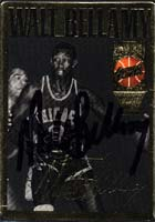 Walt Bellamy New York Knicks 1994 Action Packed Hall Of Fame Autographed Card - Hall Of Fame. This item comes with a certificate of authenticity from Autograph-Sports. PSM-Powers Sports Memorabilia