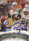 Chad Pennington New York Jets 2003 Upper Deck Sweet Spots Autographed Card - Nice Card. This item comes with a certificate of authenticity from Autograph-Sports. PSM-Powers Sports Memorabilia