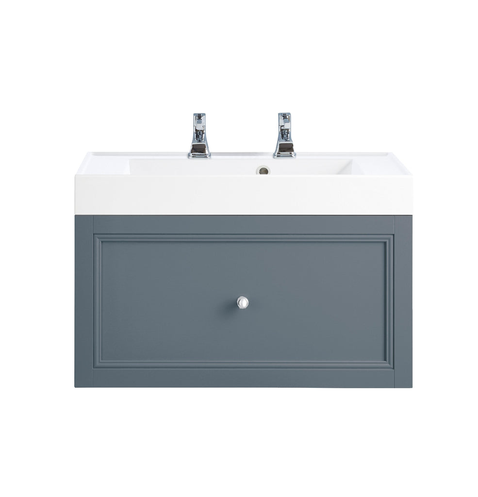 HB - Sink Vanity Draws Grey