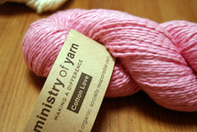 Light Pink Fair Trade Organic Cotton Clouds DK Yarn Australia